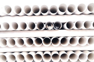 Nice UPVC Plastic Pipes As1477 pictures & photos