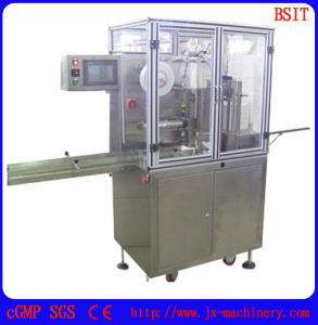 Automatic Box Film Wrapping Machine Bsr-180A pictures & photos