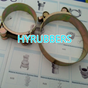 Sale Stainless Steel Heavy Duty Hose Clamp pictures & photos