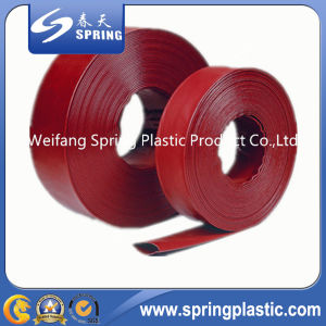 PVC Lay Flat Hose Water Discharge Hose for Agriculture Farmland pictures & photos