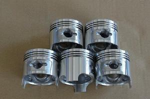 Alsi Pistons/Engine Pistons/Silicon Aluminum Pistons pictures & photos