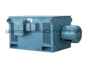 Winding High Voltage Slip Ring Three Phase Electric Motor Yr4503-4-710kw pictures & photos