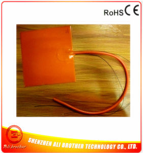 Silicone Rubber Heater for 3D Printer 220V 150W 200*200*1.5mm pictures & photos