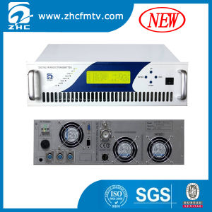 New Professional High Reliability 500W FM Broadcast Transmitter for Radio Station pictures & photos