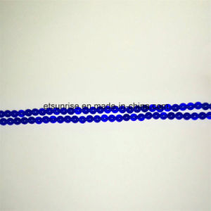 Gemstone Semi Precious Stone Blue Agate Crystal Bead pictures & photos