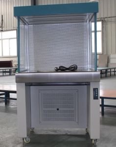 2 Sides Vertical Laminar Flow Cabinet Fume Hood pictures & photos
