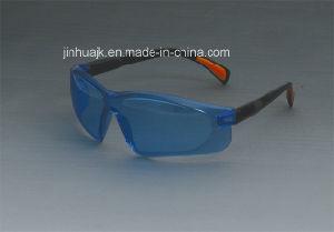 Safety Glasses (JK12009-Black+Blue) pictures & photos