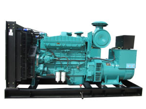 Ce Certificate High Quality Diesel Generating Set pictures & photos
