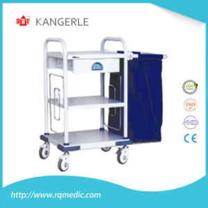 Morning Care Trolley/Medical Trolley/Hospital Cart pictures & photos