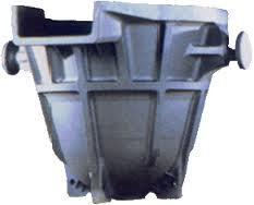 Large Capacity Metal Scrap Slag Pot in Cast Steel pictures & photos