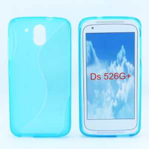 Mobile Phone TPU Case Cover for HTC Desire 526g