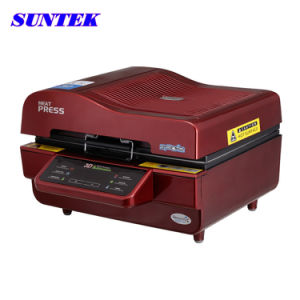 3D Multi-Functional Heat Transfer Press Printing Machine pictures & photos