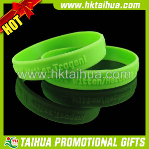 2017 Hot Selling Nice Silicone Bracelet (TH-band017) pictures & photos