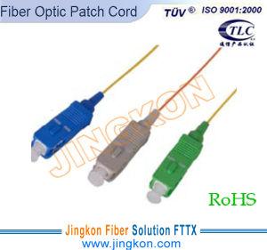 Fiber Optic Pigtail-SC/APC Pigtail-0.9mm, PVC Jacket
