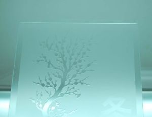 Depolished Glass with CCC pictures & photos