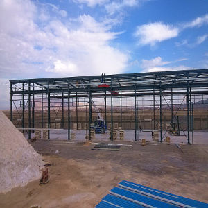 Professional Manufacturer Prefabricated Steel Structural Warehouse pictures & photos