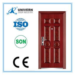 Popular Steel Door/ Hot Metal Door/ Beautiful Iron Door pictures & photos