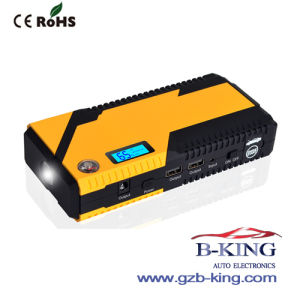 13600mAh Car Jumpstarter with LCD Screen& Compass pictures & photos