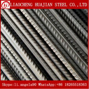 ASTM Gr60 Deformed Steel Bar in 12m Length pictures & photos