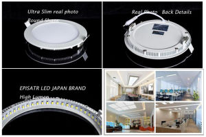LED Round Ceiling Panel Light 3W-24W pictures & photos