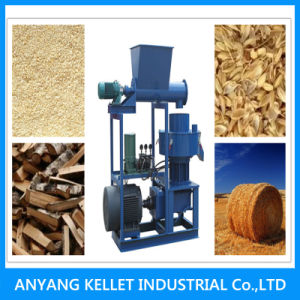 Factory Selling Rice Husk Biomass Pellet Mill, Pellet Machine (MKL400)