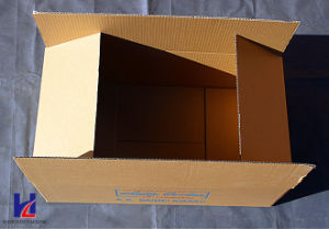 Cheap Household Carton Corrugated Folding Packing Folding Packaging Box pictures & photos