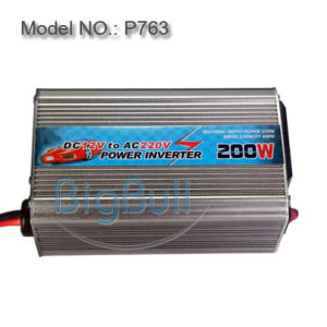 200W Car Power Inverter DC 12V AC 220V USB Output