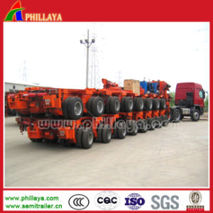 Heavy Duty Modular Loader Hudraulic Trailer pictures & photos