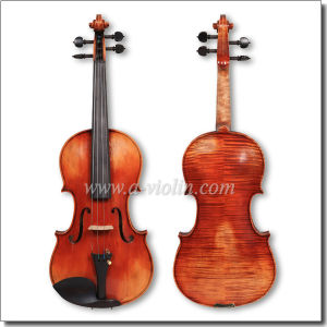 4/4 Antique Violin, High Grade Oil Painting Advanced Violin (VH500VA) pictures & photos