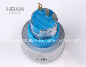 Hban CE RoHS (22mm) with Power Symbol Pushbutton Switch pictures & photos