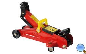 2t Max 290mm PVC Box & Color Box Hydraulic Floor Jack pictures & photos