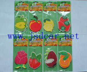 Paper Air Freshener Car Air Freshener, Car Perfume Pendant (JSD-E0001) pictures & photos