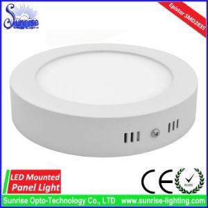 New Aluminum Ultra Thin Mounted Round Ceiling 3W LED Panel