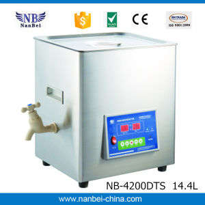 China Mobile Phone Dual-Frequency Heating Industrial Ultrasonic Cleaner pictures & photos