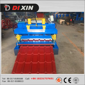 Dx 840 Metal Corrugated Roof Tile Machine pictures & photos