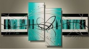 Wholesale Wall Art Abstract Painting for Home Decoration (XD4-074) pictures & photos