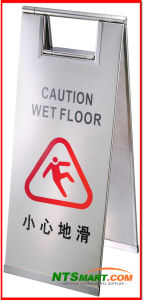 Stainless Steel Warning Sign (NS00017575) pictures & photos