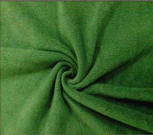 Soft Fleece Polyester Fleece Anti-Pilled Fabric, Fabric for Textile, Garment. pictures & photos