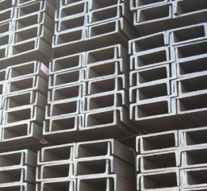 Hot Rolled Steel Channel pictures & photos