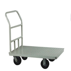 Durable Metal Platform Cart From Factory pictures & photos