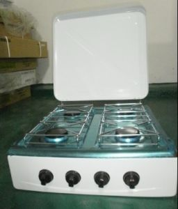 4 Burner Cooking Table Gas Stove