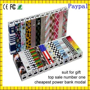Hot-Selling Factory Price Power Bank with RoHS (GC-PB120) pictures & photos