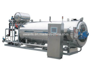 Canned Food Water Spray Autoclave pictures & photos