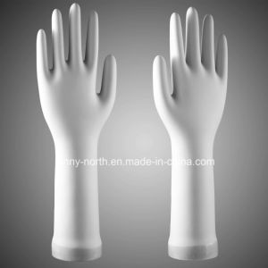 Pitted Nitrile Thin Porcelain Gloves Mold pictures & photos