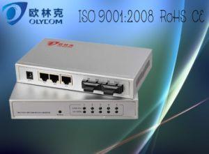10/100m 2 Optic + 3 RJ45 Mini Fiber Switch (TA723-FE/S20)