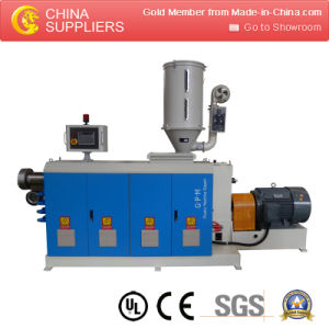 Fashionable Latest High Capacity Single Screw Plastic Extruder pictures & photos