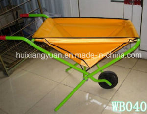 Steel or Aluminum Folding Wagon Tool Cart Tc0401 (WB0401)