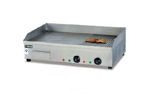 Electric Grill (1/2 Flat&1/2 Grooved) pictures & photos