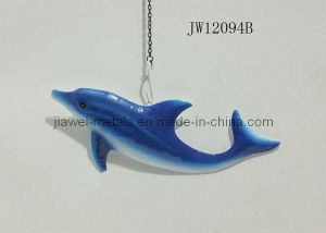 Wall Hanging with Dolphin Design