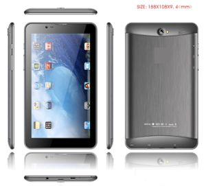 7inch Dual-Core with 3G Phone Call, FM, Bt, FM, GPS Tablet PC (MID)